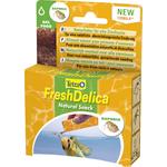 TETRA FreshDelica Brine Shrimps artemias entiers pour poissons d'eau douce et d'eau de mer