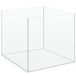 Cuve nue AkouaCube 30 x 30 x 30 cm 25 L en verre 4 mm pour Nano-aquarium