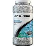 SEACHEM PhosGuard 500 ml élimine rapidement les phosphates et silicates en aquarium d'eau douce et d'eau de mer