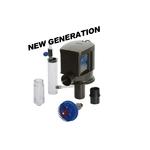 TUNZE Hydrofoamer Silence 9430.040 pompe spéciale écumeur avec rotor à dispergateur. Débit : 1600l/h d'air et 2000l/h d'eau