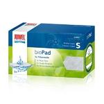 JUWEL BioPad S lot de 5 coussins de ouate pour filtre Juwel Bioflow Super / Compact Super (Rekord 60, 600, 80, 800)
