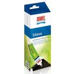 JUWEL Silexo 80 ml colle silicone Noir pour le collage d'aquarium, fixation de décor et de matériel