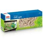 JUWEL Terasse Cliff Light A 35 x 15 cm module incurvé vers l'extérieur pour la conception de terrasses en aquarium