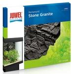 JUWEL Stone Granite plaque de fond 3D 60 x 55 cm pour l'habillage de la vitre arrière de votre aquarium