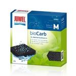 JUWEL bioCarb M 2 blocs de mousse au charbon actif pour filtre Juwel Bioflow 3.0 et Compact. Dimensions 9,5 x 9,5 x 2,4 cm