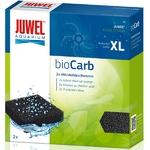 JUWEL bioCarb XL 2 blocs de mousse au charbon actif pour filtre Juwel Bioflow 8.0 et Jumbo. Dimensions 14,7 x 14,7 x 2,5 cm