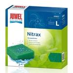 JUWEL Nitrax L bloc de mousse anti-nitrates pour filtre Juwel Bioflow 6.0 et Standard. Dimensions 12,5 x 12,5 x 5 cm