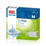 JUWEL bioPad M lot de 5 coussins de ouate pour filtre Juwel Bioflow 3.0 et  Compact. Dimensions 9,9 x 9,9 x 1 cm