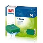 JUWEL Nitrax M bloc de mousse anti-nitrates pour filtre Juwel Bioflow 3.0 et Compact. Dimensions 9,5 x 9,5 x 4,8 cm
