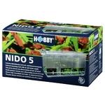 HOBBY Nido 5 pondoir flottant 26 x 14 x 13 cm avec système d'oxygénation
