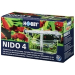 HOBBY Nido 4 pondoir flottant 13 x 10 x 11,5 cm avec système d'oxygénation