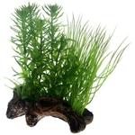HOBBY Flora Root 2 taille S 17 cm composition de plantes artificielles sur racine