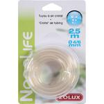 ZOLUX NanoLife Air tuyau d'air 4/6 mm d'une longueur de 2,50 m spécial aération pour aquarium
