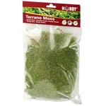 HOBBY Terrano Moos 100 gr. mousse naturelle sechée pour terrarium