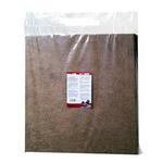 HOBBY Lot de 4 nattes en fibre de coco 100% naturelle 50 x 50 cm