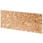 HOBBY Lot de 2 parois arrières en liège Sumatra 60 x 30 x 0,3 cm pour terrarium sec et humide