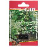 HOBBY Lot de 2 butées autocollantes diam. 15 mm pour portes vitrées de terrarium