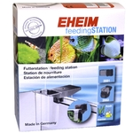 EHEIM feedingSTATION support pour distributeur de nourriture avec cylindre d'alimentation anti-dispersion