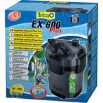 TETRA EX 600 Plus filtre externe 600 L/h performant et prêt à l'emploi pour aquarium de 60 à 120 L