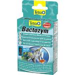 TETRA BactoZym 10 gélules accélére la colonisation des filtres par les bactéries utiles en aquarium d'eau douce et d'eau de mer