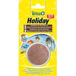 TETRA Holiday nourriture complète en bloc gélifié pour l'alimentation des poissons tropicaux pendant 14 jours