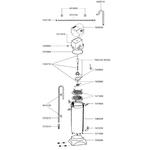 EHEIM Pièces détachées pour filtre externe Eheim Classic 2211