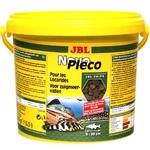 JBL NovoPlecoChips 5,5 L chips d'algues à base de fibre de bois destinées aux Loricaridés