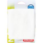 ZOLUX Lot de 2 sacs de filtration en nylon pour un volume de 12 à 18 L de masse filtrante