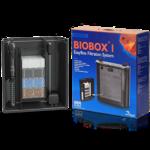 AQUATLANTIS Biobox 1 filtre à décantation pour aquarium jusqu'à 100 L