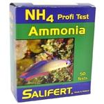 SALIFERT Profi-Test Ammoniaque test haute précision spécial eau de mer et eau douce