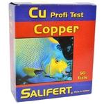 SALIFERT Profi-Test Copper détermine avec précision la teneur en Cuivre en aquarium marin