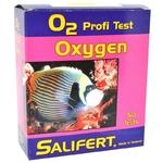 SALIFERT Profi-Test Oxygen détermine avec précision la teneur en Oxygène en aquarium marin