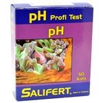 SALIFERT Profi-Test pH détermine avec précision la valeur du pH en aquarium marin