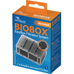 AQUATLANTIS EasyBox Charbon Actif S granulés de charbon actif pour filtres Biobox 1