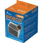 AQUATLANTIS EasyBox Charbon Actif L granulés de charbon actif pour filtres Biobox 2 et 3