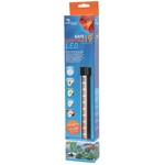 AQUATLANTIS Safe Lighting rampe d'éclairage 19 LEDs 1,6W 32,5 cm pour aquarium d'eau douce