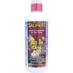 SALIFERT All in One 500 ml augmente le KH, le Calcium, le Strontium et apporte des oligo-éléments et acides aminés