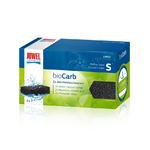 JUWEL bioCarb S 2 blocs de mousse au charbon actif pour filtre Juwel Bioflow Super / Compact Super (Rekord 60, 600, 80, 800)