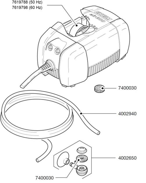 Eheim pi ces d tach es pour pompe air 3701 3702 3704 for Aquariophilie en ligne
