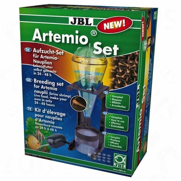 Jbl artemioset kit d 39 levage de nauplies d 39 art mia for Aquariophilie en ligne