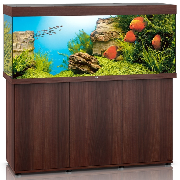 aquarium juwel rio 450 led dim 151 x 51 x 66 cm 450 litres coloris au choix avec ou sans. Black Bedroom Furniture Sets. Home Design Ideas