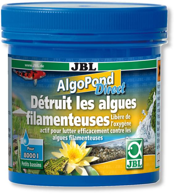 Jbl algopond direct 250 gr limine rapidement les algues for Algues bassin de jardin