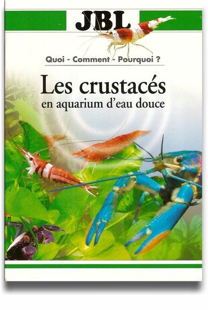jbl quot les crustac 233 s en aquarium d eau douce quot livre gratuit de 30 pages livres livres gratuits
