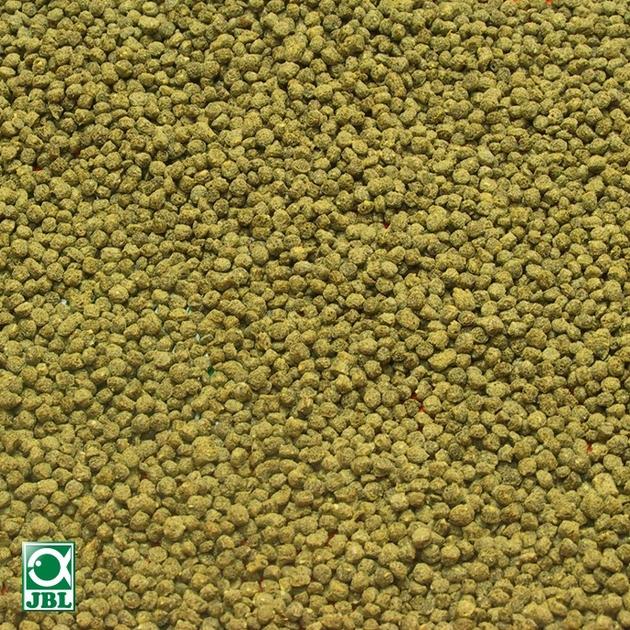 JBL - NovoPearl Click 100 ml nourriture en perles pour poissons rouge et voiles de Chine avec doseur