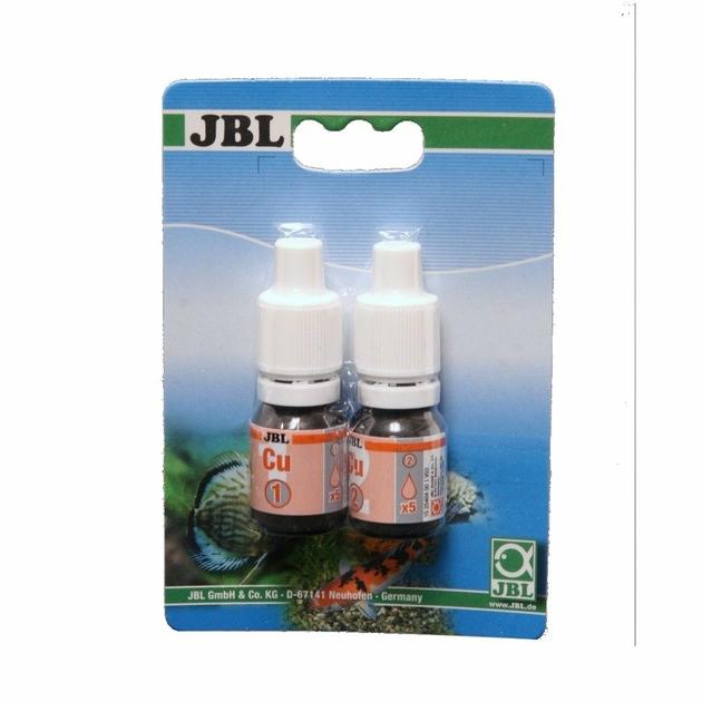 Kit recharge pour test jbl cu cuivre sets de tests et for Aquariophilie en ligne
