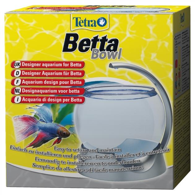 Nano aquarium pour combattant tetra betta bowl volume 1 8l for Aquariophilie en ligne