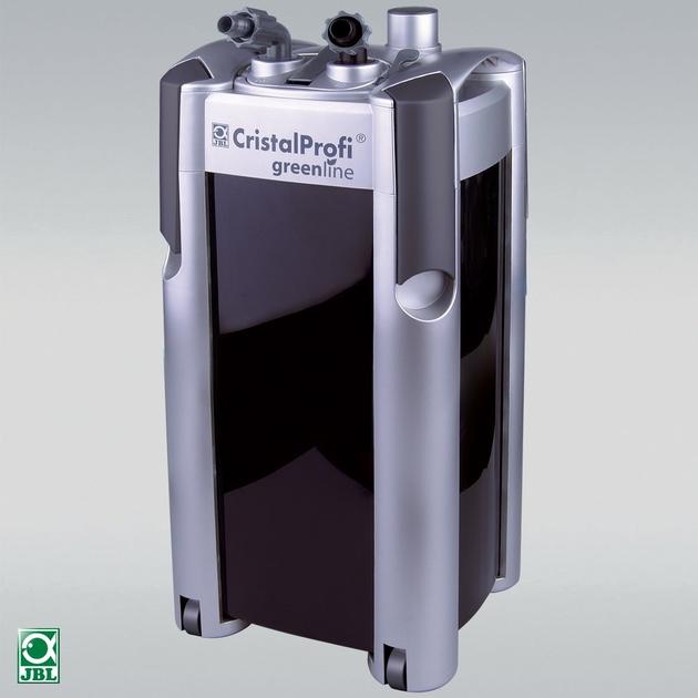 filtre externe jbl cristalprofi e1901 greenline faible consommation pour aquarium jusqu a 800 l
