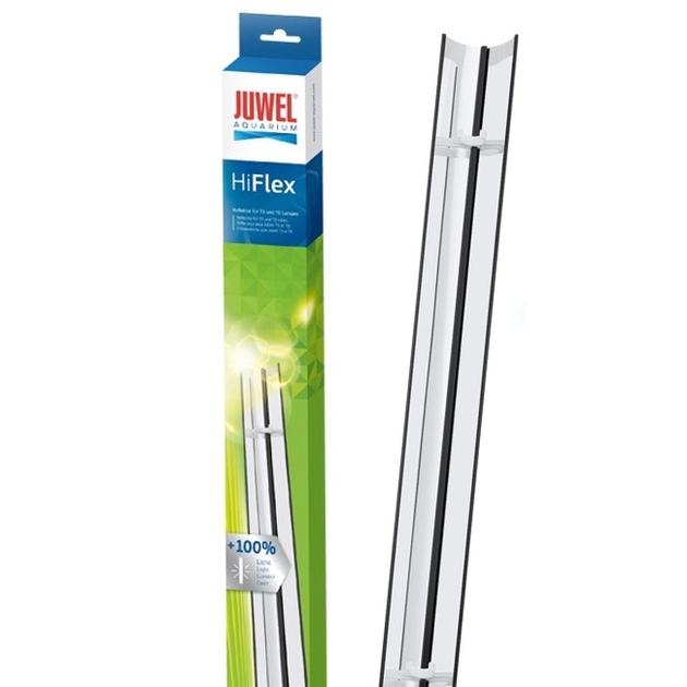 Juwel hiflex r flecteur pour tube t8 18w 59cm et t5 28w for Aquariophilie en ligne