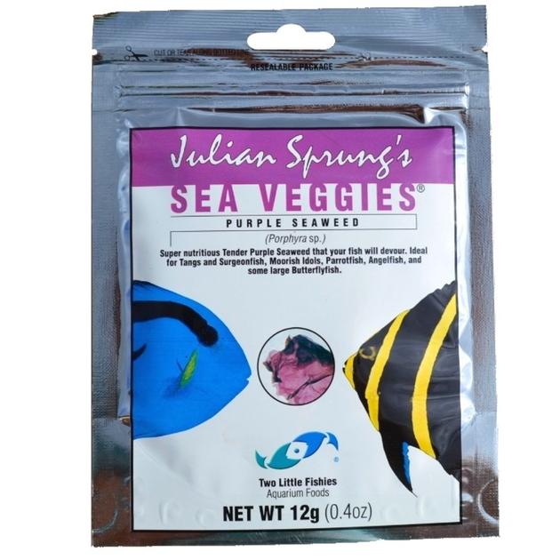 Aquarium systems sea veggies purple 12 gr algues sech es for Aquariophilie en ligne