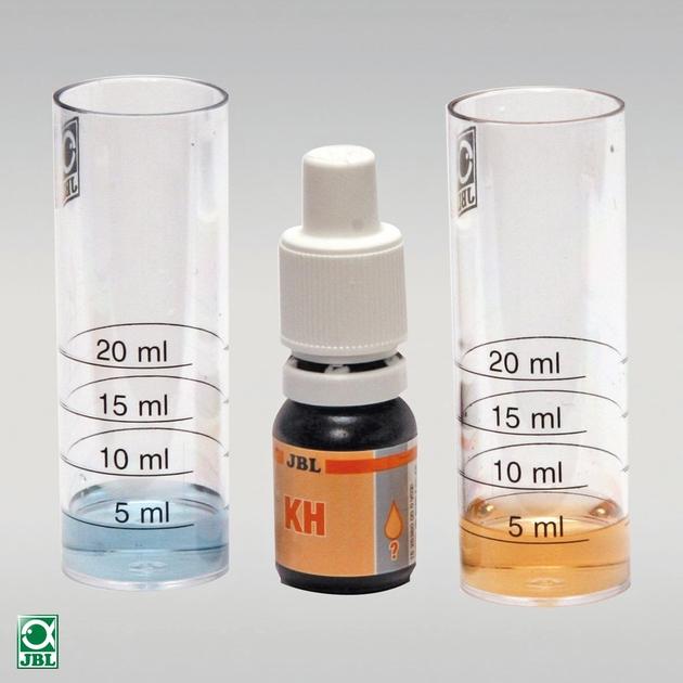 jbl test kh pour la mesure de la duret carbonat e en eau douce et eau de mer tests importants. Black Bedroom Furniture Sets. Home Design Ideas